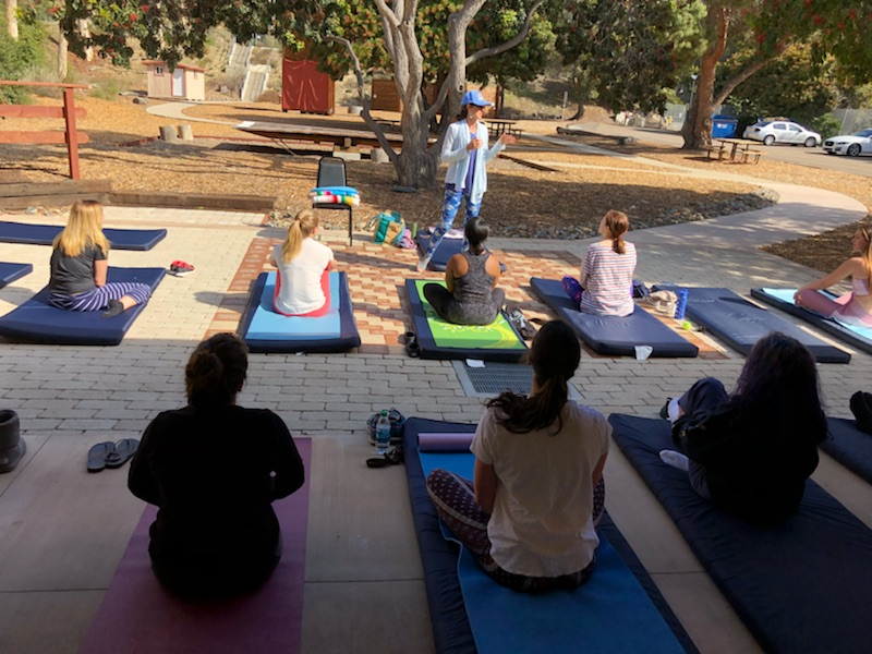 yoga for rape survivors