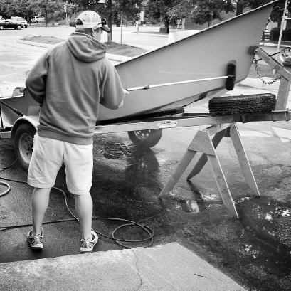 Boat Wash STations -