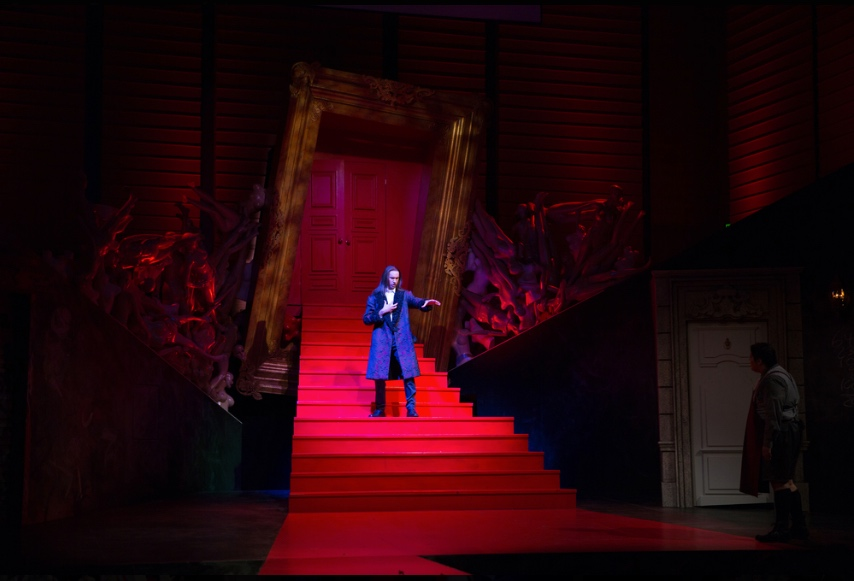 Don Giovanni at San Francisco Conservatory of Music