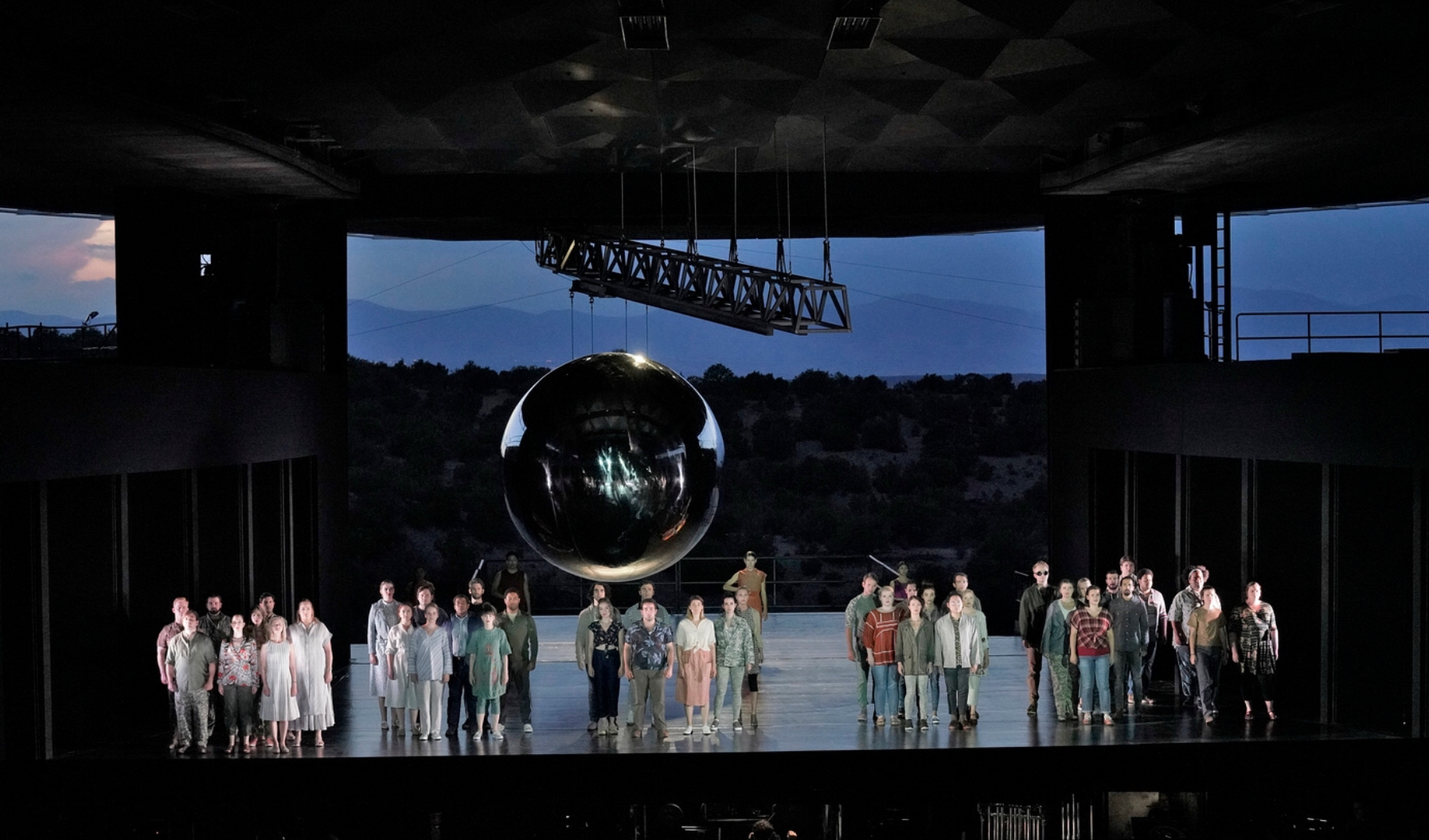 Doctor Atomic at Santa Fe Opera