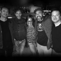 Fito Paez, Claudia Brant, Adrian Sosa, Juan Leguizamon-Los Angeles 2015