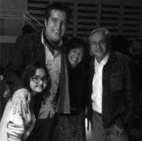 Nina, Cheche Alara, Claudia Brant, Caetano Veloso-Hollywood Bowl, Los Angeles
