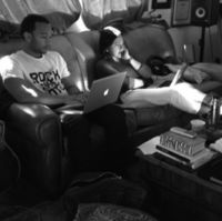 John Legend, Claudia Brant-Brantones Records Studio, Los Angeles 2013