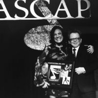 Claudia Brant, Paul Williams-ASCAP Compositora Latina,Los Angeles