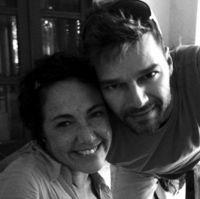 Claudia Brant, Ricky Martin-Miami