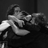 David Bisbal, Luis Fonsi, Claudia Brant, Noel Schajris-Latin Grammys, Las Vegas