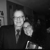Danny Elfman, Claudia Brant-Carnegie Hall,New York