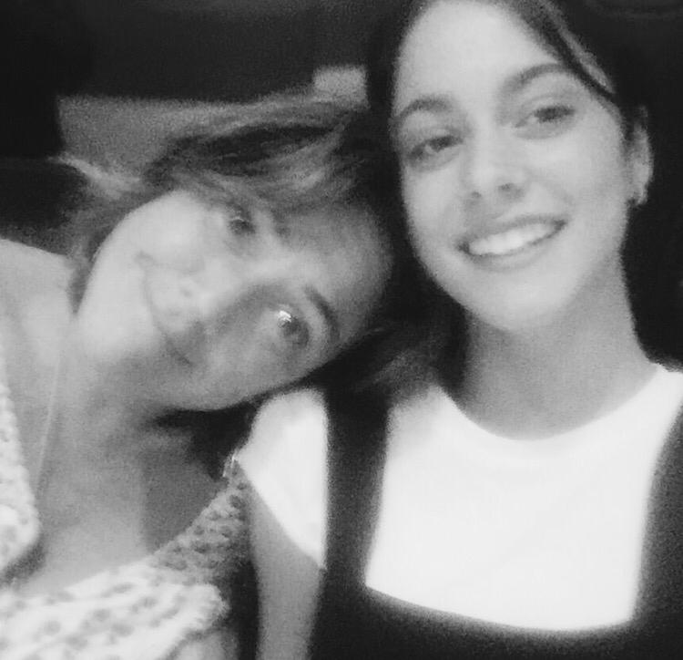 Claudia Brant and TINI