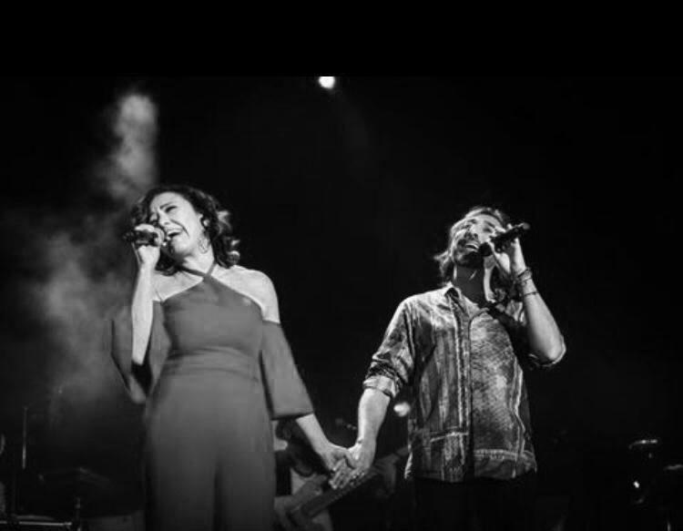 Claudia Brant & Antonio Carmona en el Teatro Circo Price - Ketama Show / Madrid