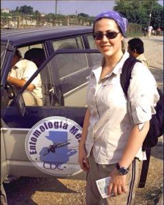Yana Emmy Hoy-Schulz, PhD - Current position: Postdoctoral Scholar at Parsonnet Lab, Stanford University School of Medicine