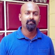 2016-2017     Anand Siddaiah, MS, MPhil, PhD