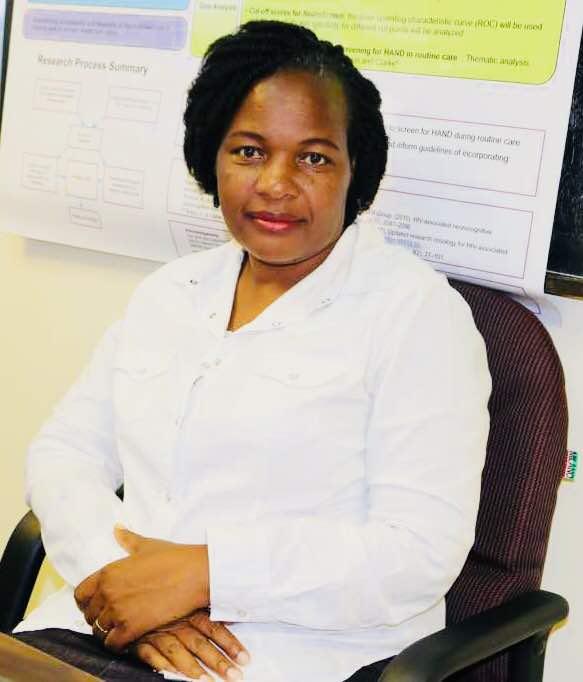 Debra Machando,PhD, MSc - Email