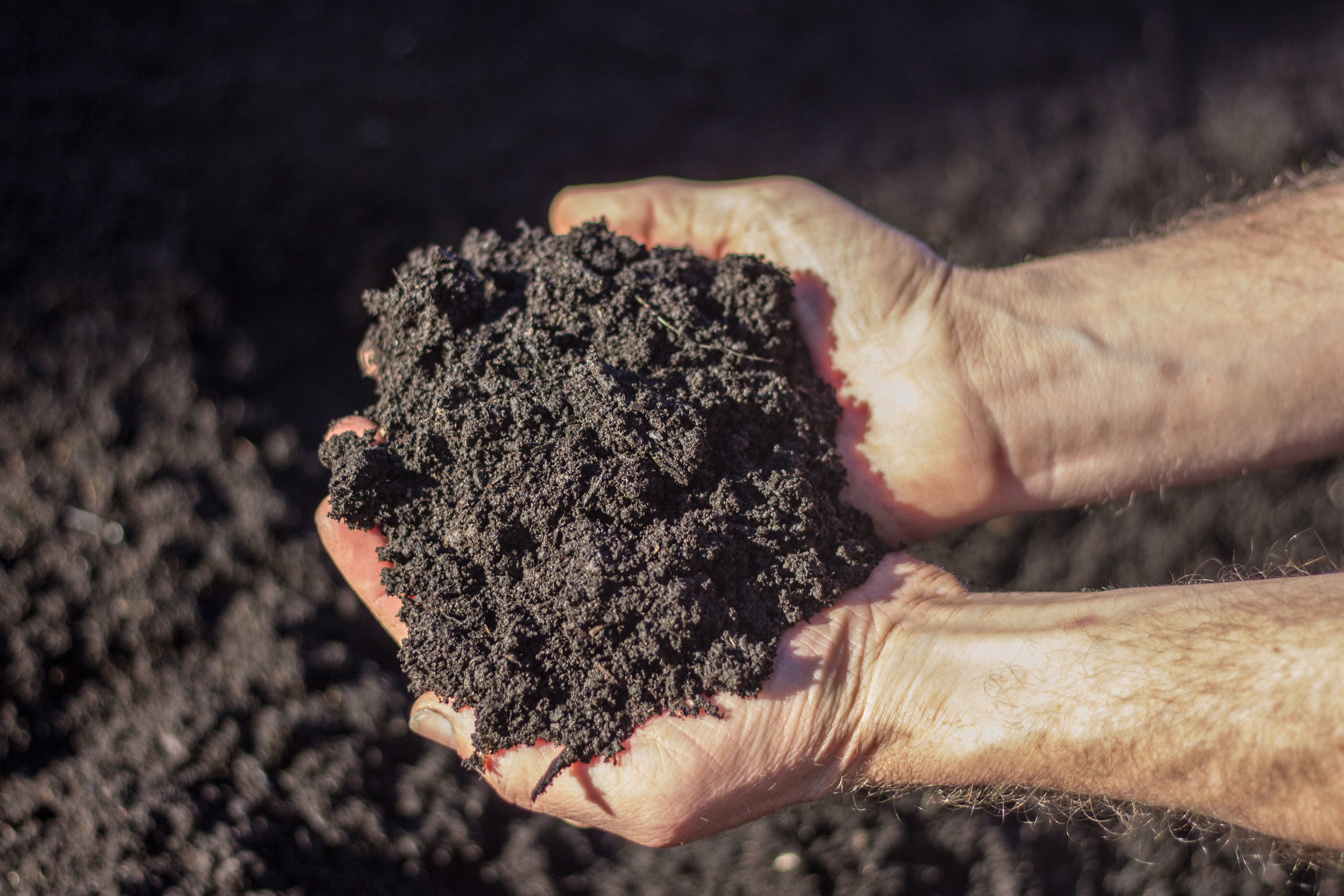 Compost - Add nutrients your yard and gardenAvailable at all locations