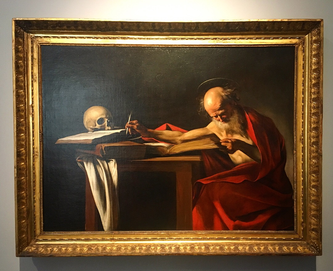 St. Jerome about 1605-06