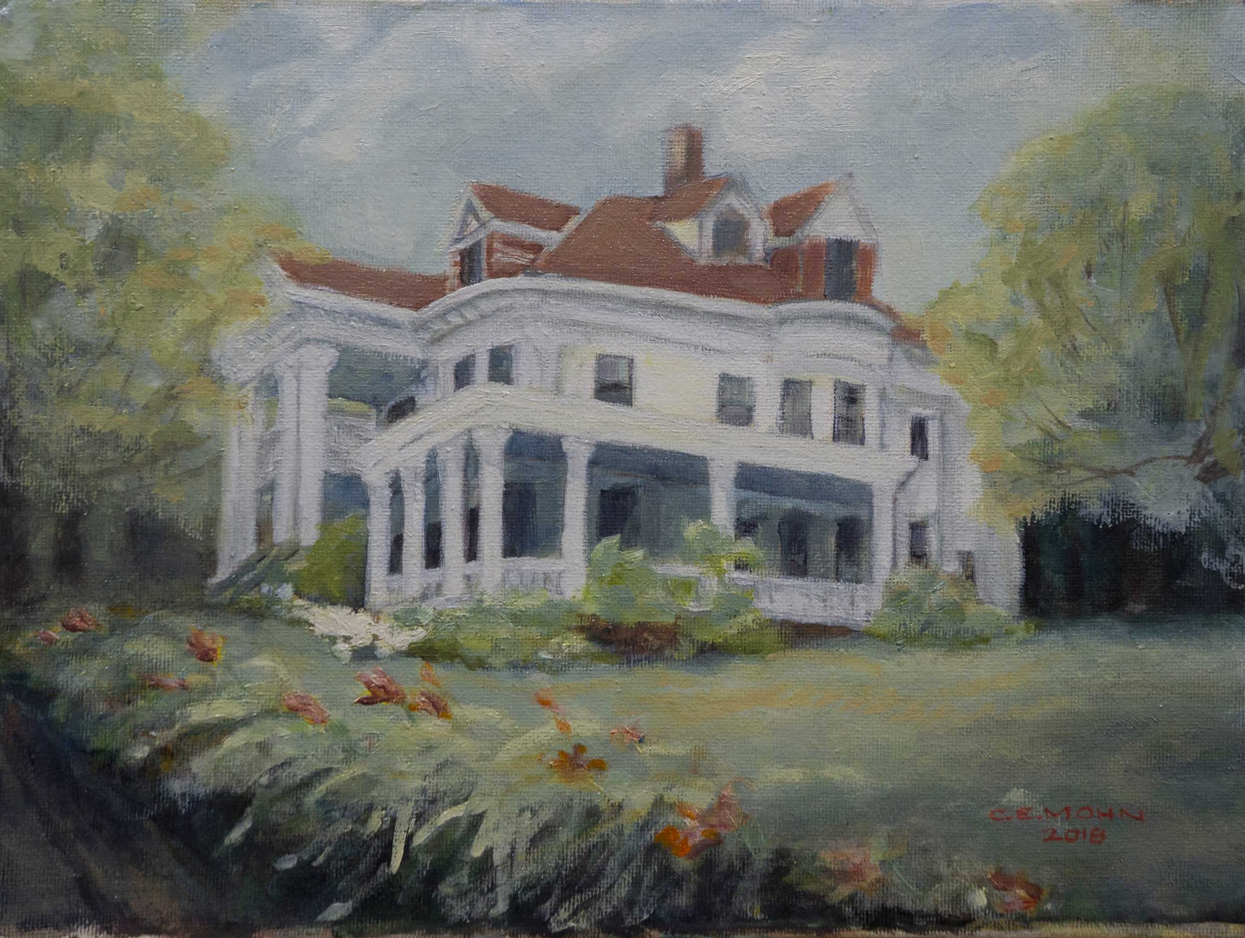 Laurium Manor and their Lilies .jpg