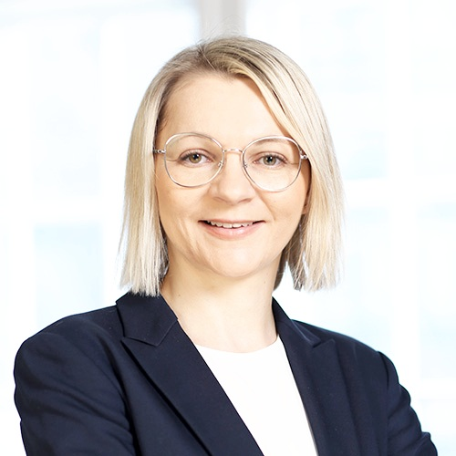 Aneta Auberger - Executive Assistant
