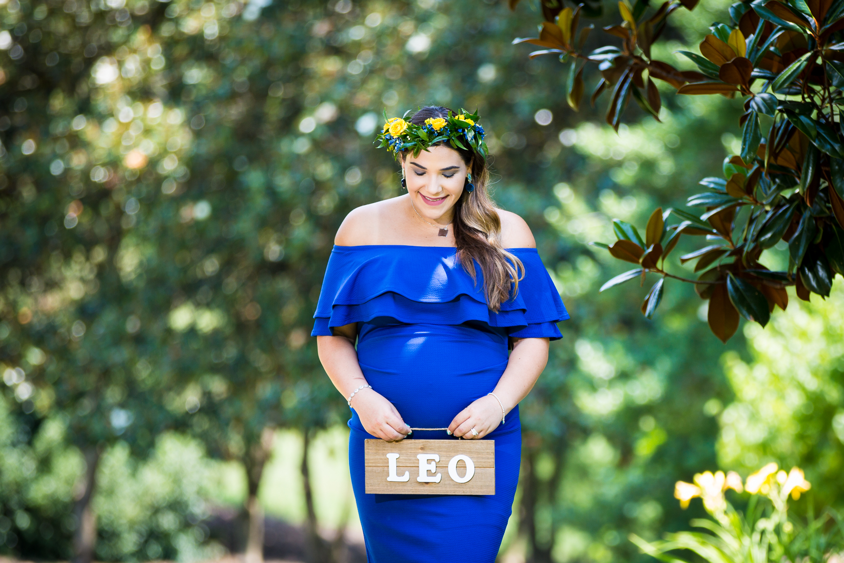 Fred Fletcher Raleigh , NC Park maternity pictures