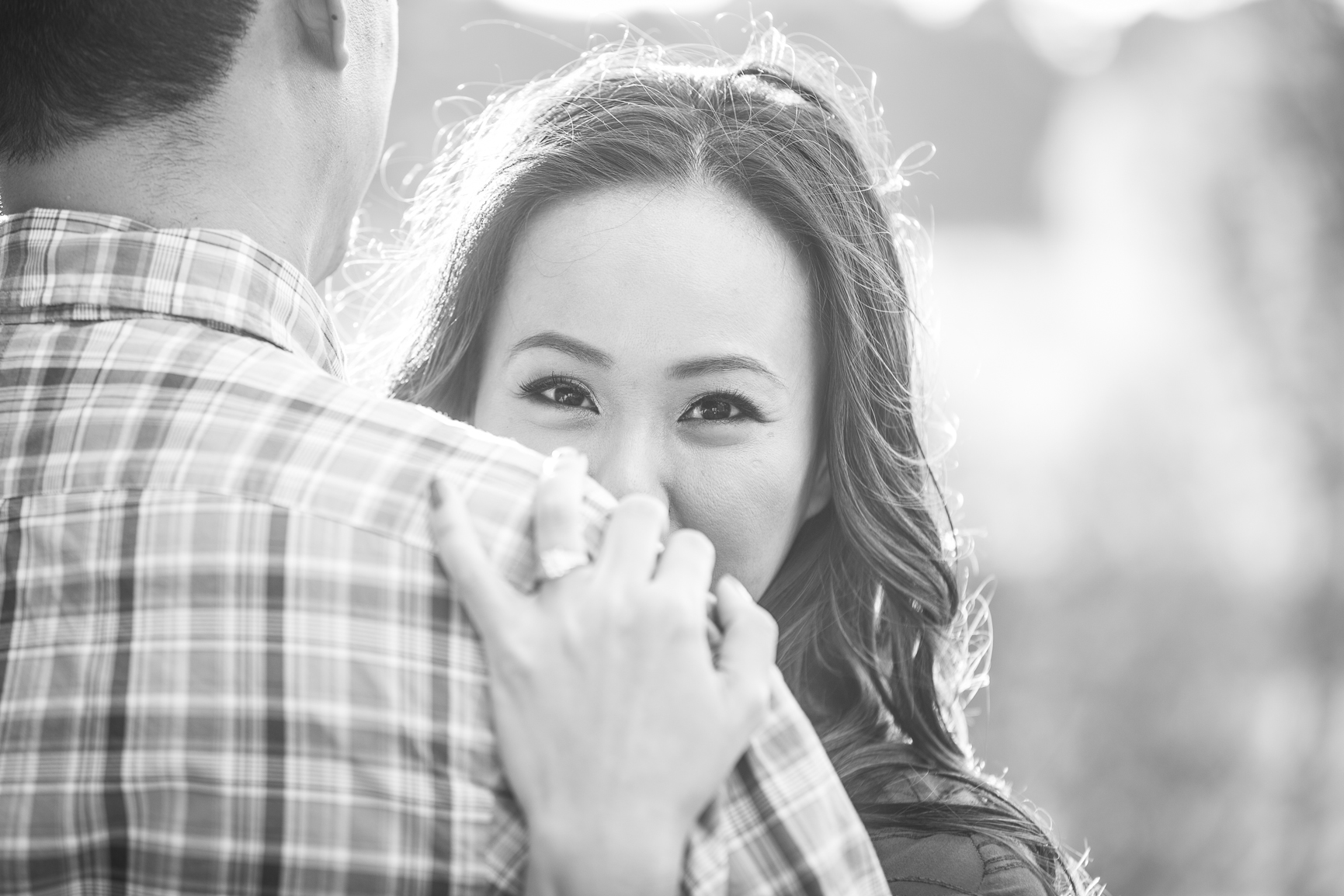 NCMA Museum Park  Raleigh engagement session