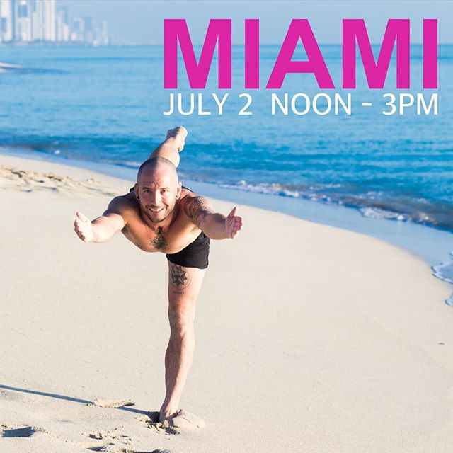 I'm coming home Miami! For a couple days anyways. Come see me at my Yoga and the Vagus Nerve workshop @wynwood_yoga. 💗 ・・・ Learn to hack your nervous system using a synthesis of ancient yogic techniques paired with modern scientific know how. Join @josepharmstrongyoga Monday July 2nd from 12-3pm to learn how to hack the human body into a relaxation response.  The Vagus Nerve regulates and relaxes the major systems of the body. It is possible to tap into this power to experience increased connection to innate flow states and the relaxation response. This can result in increased presence, as well as psychological and physical well being.  You will learn how to apply guided imagery, meditation, vocal techniques, and breathwork. You will leave with a working knowledge of the parasympathetic nervous system and how to use it to modify the state of the mind and body.  Fee: $40 Workshop will be filmed by @omstarsofficial  Click link in bio to save your spot. Great for students wanting to learn to deepen their practice and connection to subtle body also great for yoga teachers looking to expand their knowledge as a continuing education corse.