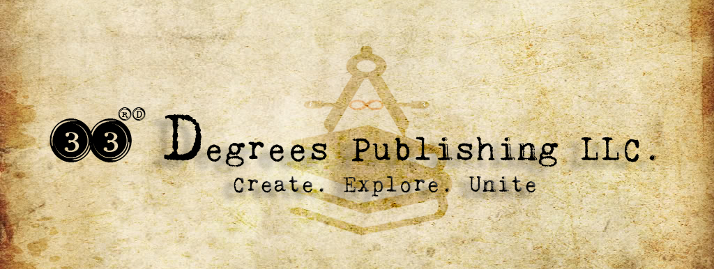 33rd Degrees Publishing LLC.