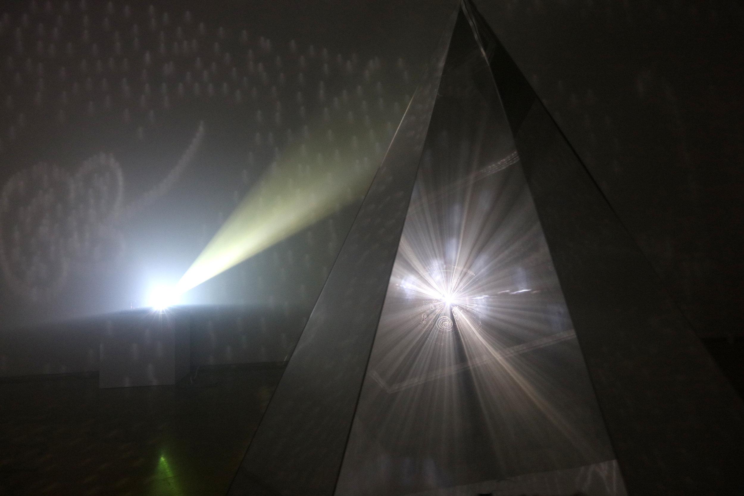 """Eteranl Light"" Daegu Bongsan Cultural Center - Daegu"