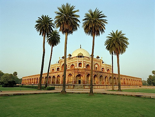 Untitled (Humayun's Tomb, Where Bahadur Shah Zafar, the Last Mughal Emperor, was Captured by Hodson) , Tales of the City, 2004