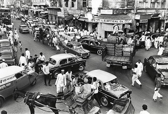 Population Crisis  B.81.70, Bombay, 1970