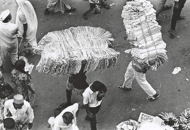Population Crisis B.88.70 , Bombay, early 1970s