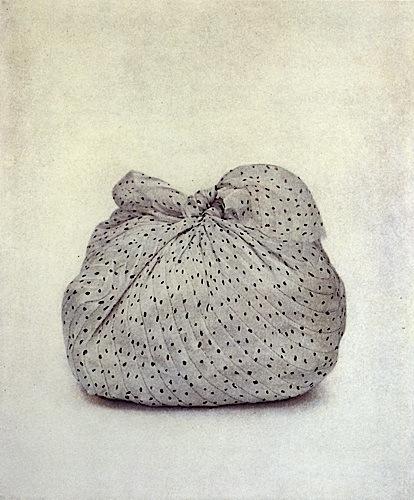 "Bojagi 018, 2004 Gum Bichromate, 23.5 x 19.5"""