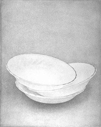 White Vessel 015, 2004