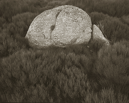 Koichiro Kurita, Rock on Gonnet, Lozere, France, Chi Sui Ki, 1995