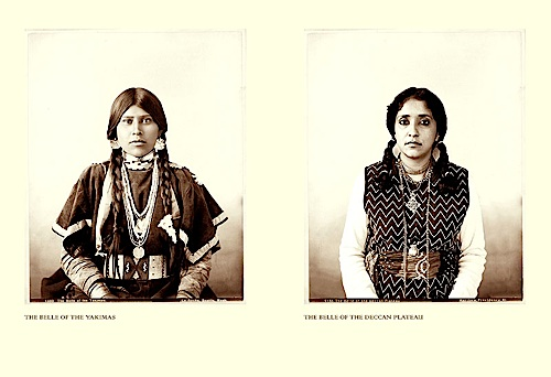 Belle, An Indian from India, Portfolio 1, 2001-2003
