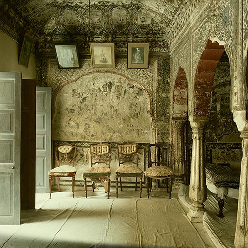 Interior, Rajasthan, 1982
