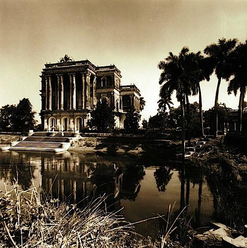 Palace on Lake, Murshidabad, 1978