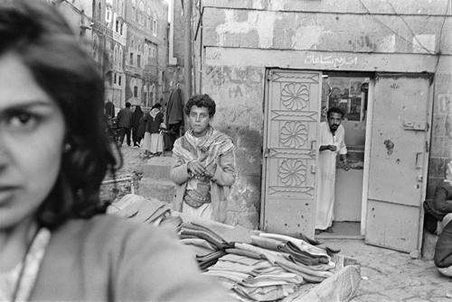 The Souk, Yemen 2, 1994-1995