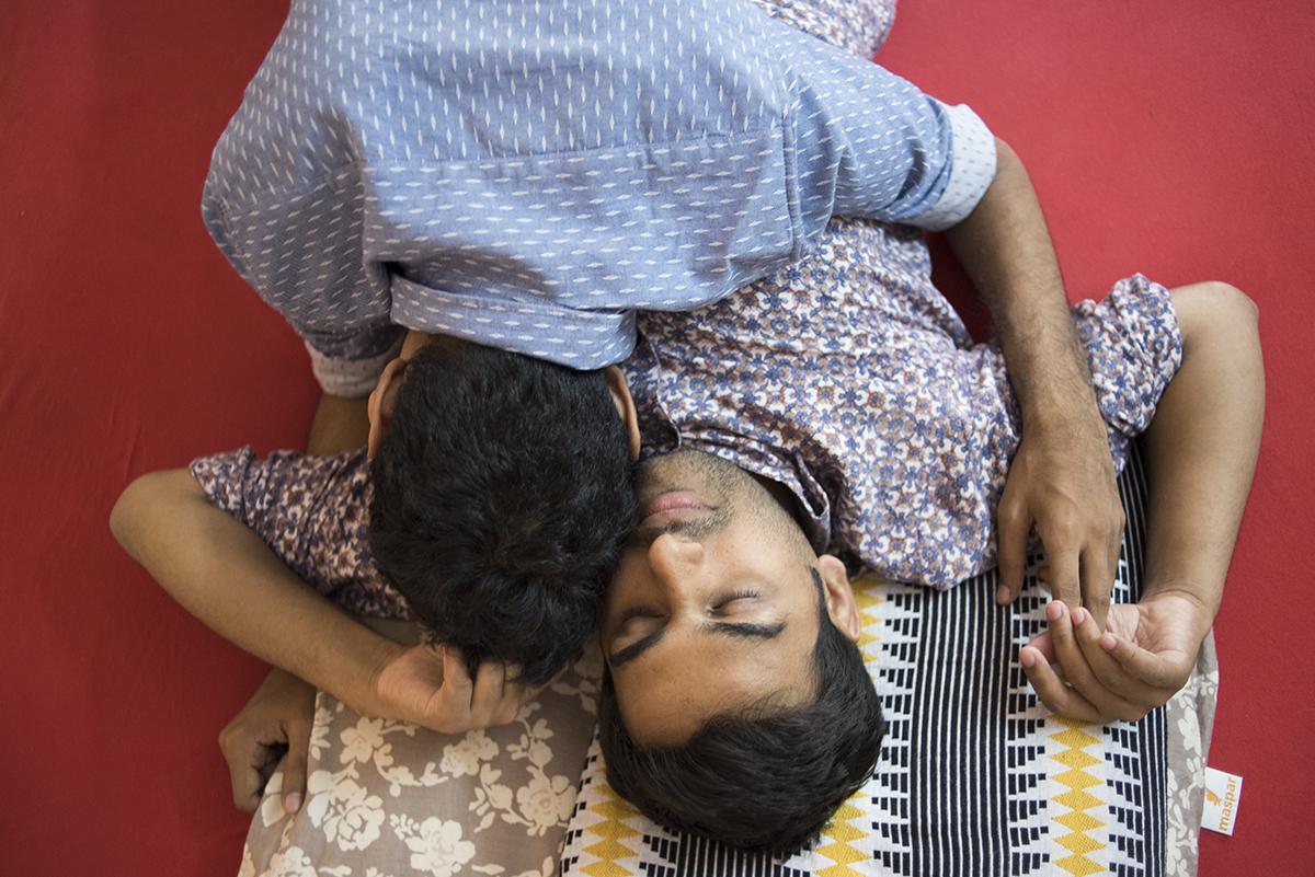 Sunil Gupta & Charan Singh, Sonal no. 1,  2017