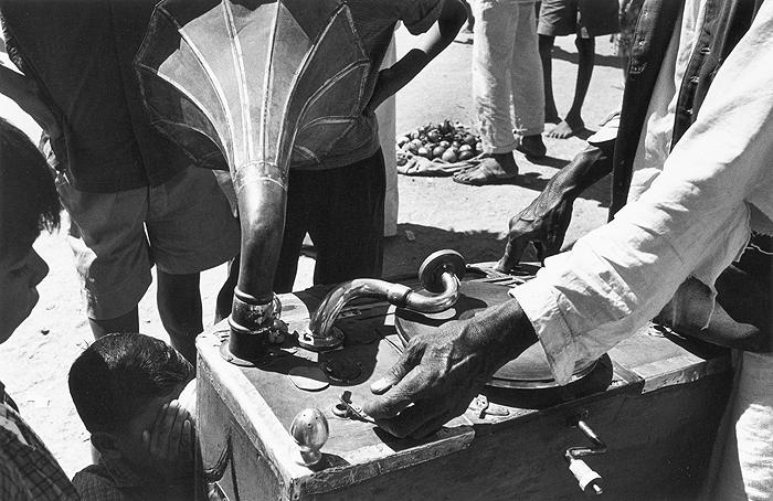 Bhupendra Karia, Man and Gramophone, Janagadh, Rajkot, 1969