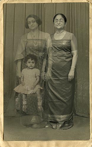 Annu Palakunnathu Matthew, Lavinia , from  Re-Generation , 2001-2003, video