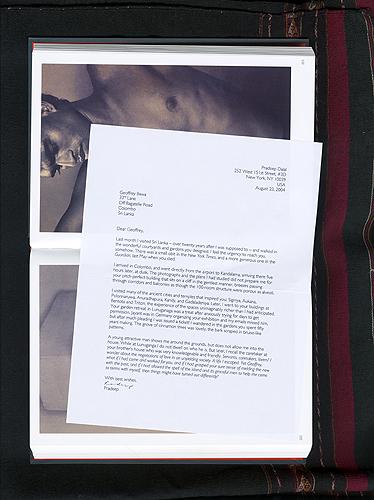 Pradeep Dalal, The Bawa Letters (2004) , 2005