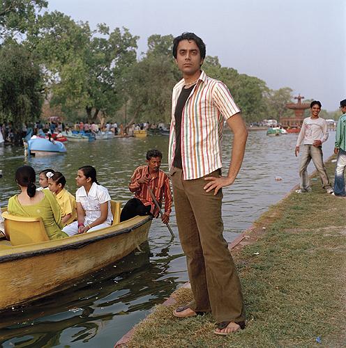Bikram, India Gate, 2007, from  Mr. Malhotra's Party