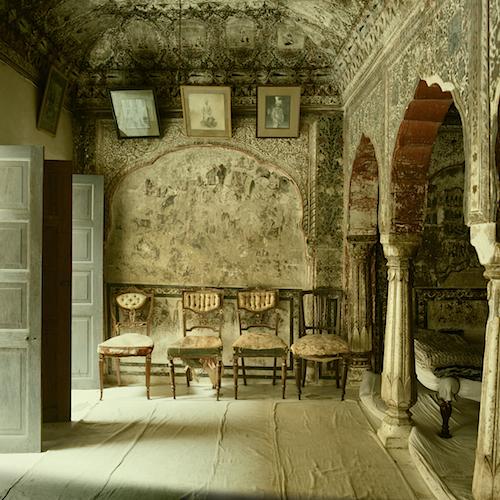Interior, Rajasthan , 1982