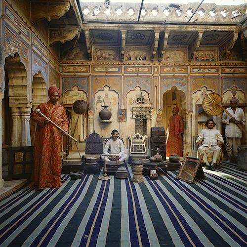 Marwari Manufacturers and Dealers in Reproduction Antiques, Shekhavati, Rajasthan , 1990