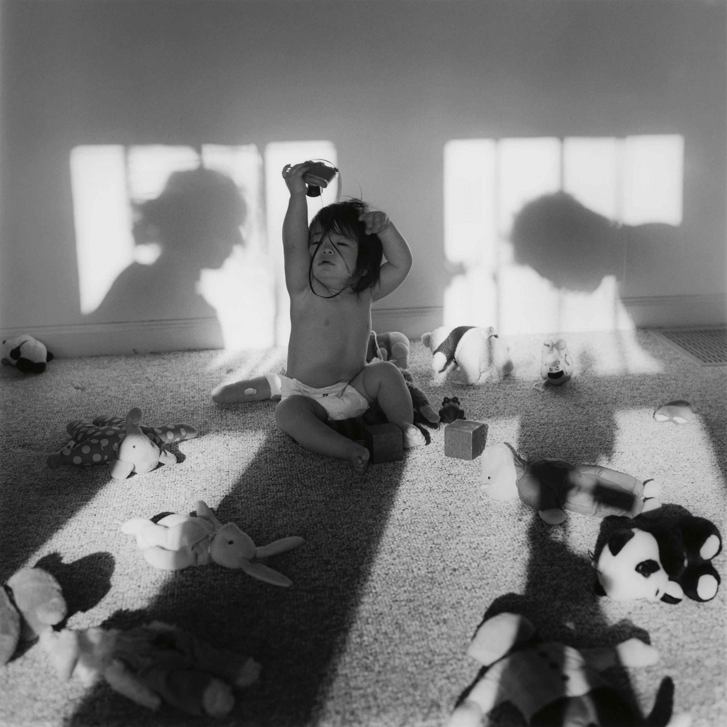 Osamu James Nakagawa, No. 17 Morning Light, Bloomington, Indiana . Spring 1999.