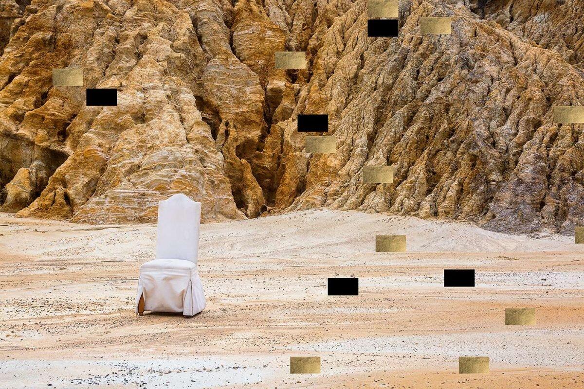 Atul Bhalla,  The Excavated Distance , 2019