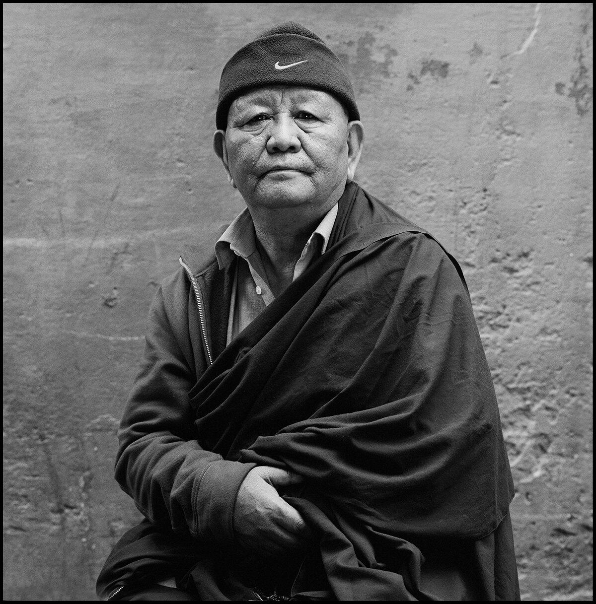 Serena Chopra,  Karma Tsetan , from the  Majnu Ka Tilla Diaries , 2009