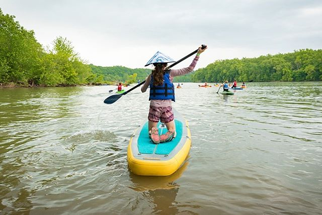 32 hours of adventure on the annual upper elementary camping trip | Harper's Ferry, WV #montessori #camping #kayaking #wildandwonderful #handsonlearning #experientiallearning