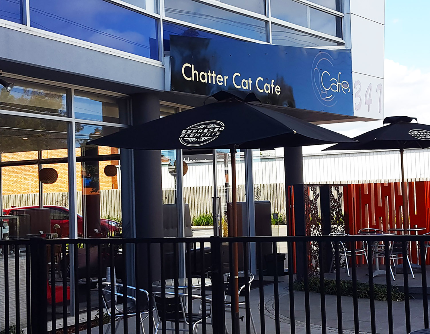 Chatter Cat Cafe