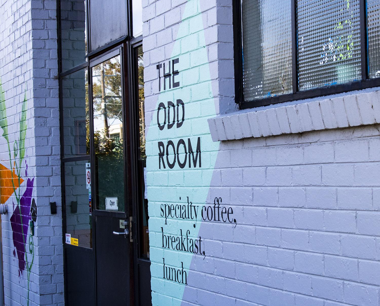 The Odd Room