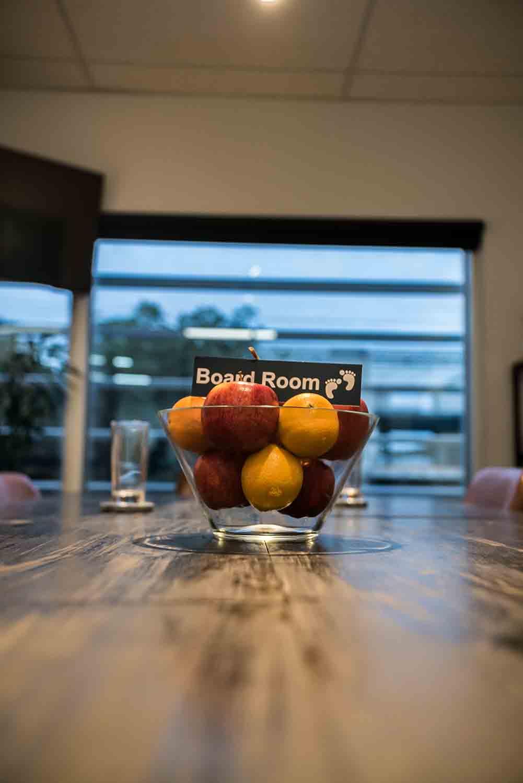 Boardroom Fruit Bowl