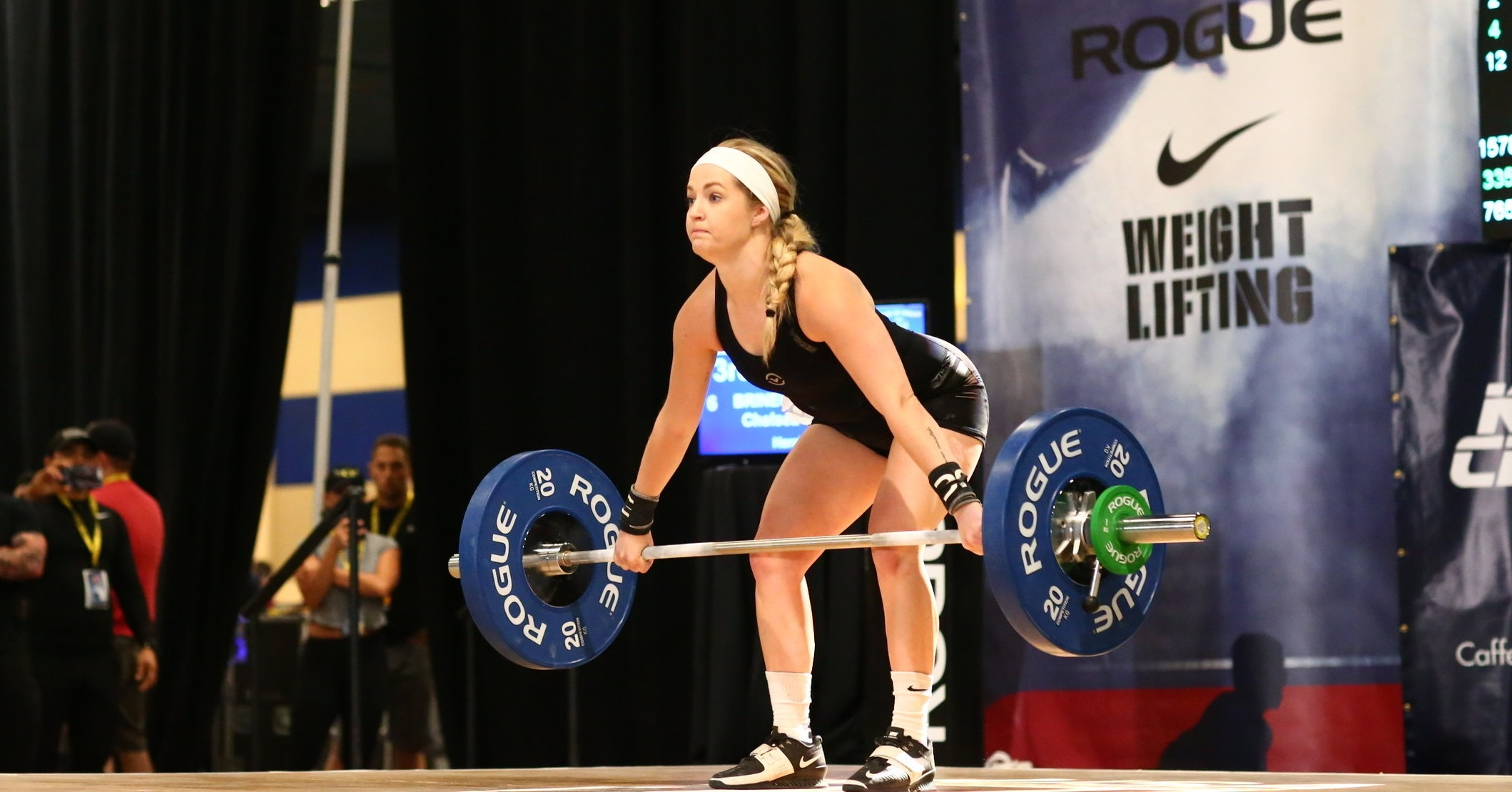 """CHELSEA BRINEGER     Weightlifter    """"I started seeing Ryan to help with some back pain. Ryan took the time to understand my background - not just my athletic history but my life outside of the gym as well (sleep, stress management, etc). We have used a multifaceted approach incorporating breathing drills, daily correctives, and volume management. Within weeks of consistent work guided by Ryan, I've noticed a huge improvement. I'm thankful to have HQ in my corner!"""""""